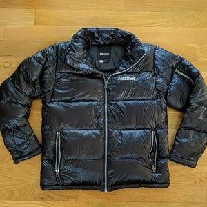 MARMOT Stockholm 700 Down Black Mens Jacket Puffer